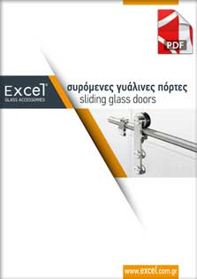 GLASS ACCESSORIES sliding glass doors